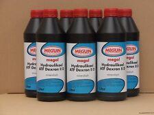 5,56 €/L Meguin Megol Olio Idraulico ATF DEXRON II D 7 x 1 L automatiköl