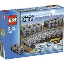 Lego 7499 Vías flexibles y rectas