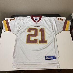 Washington Redskins Sean Taylor # 21 Jersey by Reebok NFL Size Men's Large