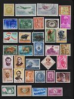 India - Older mint commemoratives, cat. $ 50.05