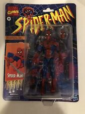 Marvel Legends Vintage Card Spider-Man Hasbro Retro 2020 Action Figure NEW