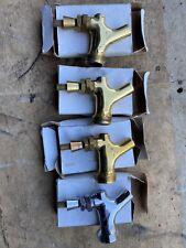 1-chrome 3-brass Draught Beer Faucet - Keg Tap Kegerator Spouts