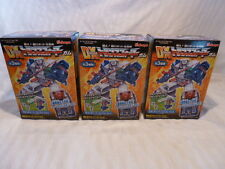 Lot of Kabaya Transformers Gum DX Series 1, (3) identical