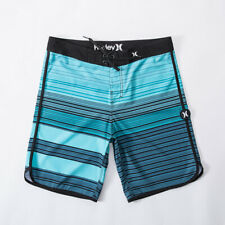 Hurley Phantom Stretch Mens Boardshorts CASUAL shorts Swimshorts BLUE SIZE 32