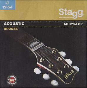 6 Gitarrensaiten 12er Satz Western Akustik Gitarre Bronze Saiten Seiten Gitaren