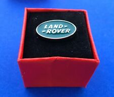 Land Rover Lapel Pin Auto Car Logo Emblem Pin Back Hat Pin Groom Wedding (New)