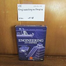 The History Channel Presents: Engineering An Empire DVD box set #1220