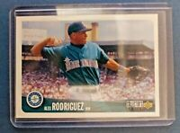 1995 Upper Deck Collector's Choice Alex Rodriguez #316 Seattle Mariners Star SS