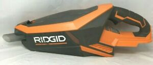 RIDGID R86090B Vacuum Cleaner Brushless 18-Volt Lithium-Ion BARE TOOL, ZX515