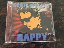 Scott Weiland Happy in Galoshes CD Autograph Signed Stone Temple Pilots Virgin