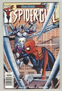 Spider-Girl #32 May 2001 NM