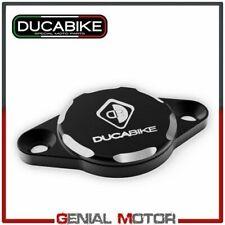 Cover Ispezione Fase Nero CIF09D Ducabike Ducati Monster 696 2008 > 2014
