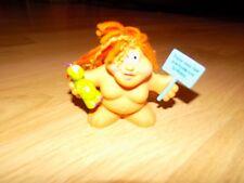 "3"" Russ Chubby Lady Troll Pvc Figure Cake Topper Enjoy Pre Historical Birthday"