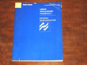 National Semiconductor Linear Applications Handbook 2 From Radio Shack!