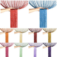 Door Curtain Bead String Fly Screen Panel Room Tassel Decoration Divider Window