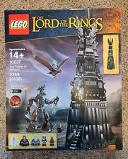 Lego Lord of the Rings 10237 The Tower of Orthanc Brand NEW Factory Sealed