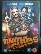 Bending the Rules DVD (2012) action comedy, Jamie Kennedy, Adam Copeland, WWE