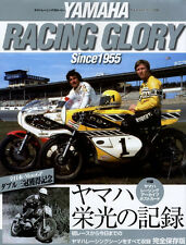 [BOOK] YAMAHA RACING GLORY Kenny Roberts YDS YZR XT RD TZ FZR YZM YZE DT1 Japan