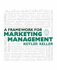 Framework for Marketing Management (6th Edition), Kotler, Philip T., Keller, Kev