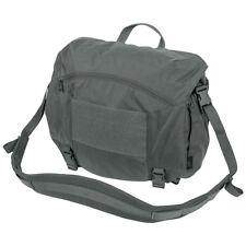 Helikon Urban Courier Bag Large Tablet iPad Carrier Messenger Pack Shadow Grey