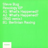 "Steve Bug - Rexology Ep (Vinyl 12"" - 2016 - EU - Original)"