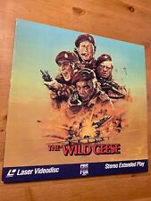 The Wild Geese - GOOD condition laserdisc