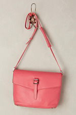 NEW ANTHROPOLOGIE MELI MELO HOT PINK MAISIE CROSSBODY BAG PURSE MSRP $ 660.00