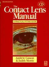 Contact Lens Manual (with Cd-Rom), A Practical Fitting Guide By Andrew Gasson F