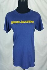VTG POLICE ACADEMY MOVIE 1984 The Ladd Company Single Stitch T-Shirt Women Small