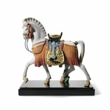 Lladro The White Horse of Hope Sculpture. Limited Edition 01008577