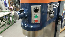 Hobart 60 qt Mixer bowl, paddle, dough hook 115 volt Single phase with timer