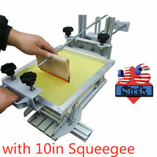 US! Manual Cylinder Silk Screen Printing Machine for Pen/ Cup/ Mug/ Bottle