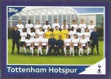TOPPS 2018 PREMIER LEAGUE- #273-TOTTENHAM HOTSPUR TEAM PHOTO