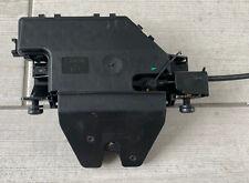 Genuine BMW E92 M3 Bootlid Lock Mechanism