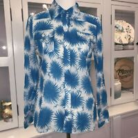 An Original Milly Of New York Button Down Shirt