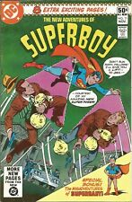 DC Comics The New Adventures of Superboy #11 1980 Great Cond.   D1a18
