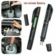 Brake Fluid Liquid Tester Pen With 5 LED Vehicle Diagnostic Tool For DOT3/DOT4