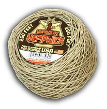 Organic Humboldt Hemp Wick® - 250 Feet - MADE IN USA