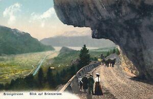 BERNE – Brunigstrasse Blick auf Brienzersee – Switzerland