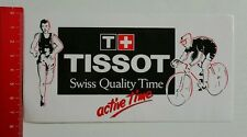 Aufkleber/Sticker: Tissot Swiss Quality Time (20101693)