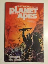 """ Betrayal Of The Planet Of The Apes"" 2012~ 1st Print~Tpb~Boom Studios~Nm+!"