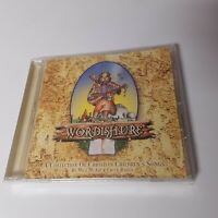 CD MUSIC Songs Tales of Wordishure Mick McArt Chuck Bailey 2010 Christian Jesus