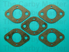 5 x Intake Manifold Gaskets Fits RUIXING Carburetor, Homelite Trimmers Chainsaws
