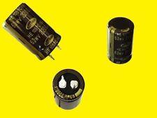 Elko Kondensator Becherelko 10000µF 63V 30x50 RM10 SnapIn  1 Stück
