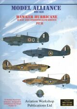 Model Alliance 48148 1:48 Hawker Hurricane in RAF and Commonwealth Service Pt 2