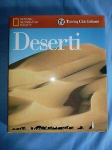 Deserti Touring Club Italiano National Geographic Society - sc112