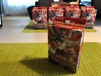 YGO Structure Deck Hero Strike DEUTSCH Elementarhelden! Fusion! GX! OVP/NEU