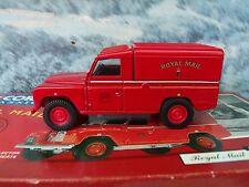 1/43 CORGI Royal Mail Land Rover  #07401
