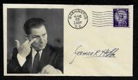 Jimmy Hoffa collector's envelope w original period stamp 61 years old! OP1342