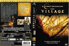 THE VILLAGE (2004) dvd ex noleggio
